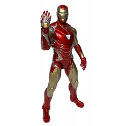 Avengers: Endgame Marvel Select figurine Iron Man Mark 85 18 cm