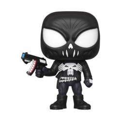 Marvel Venom POP! Marvel Vinyl figurine Punisher 9 cm