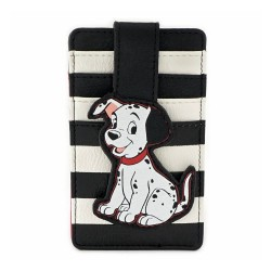 Disney by Loungefly étui pour carte de transport 101 Dalmatiens Striped