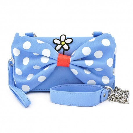 Disney by Loungefly sac à main Positively Minnie Polka Dots