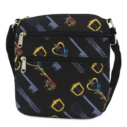 Disney by Loungefly portefeuille de voyage Kingdom Hearts Keys AOP