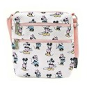 Disney by Loungefly portefeuille de voyage Pastel Minnie Mickey AOP