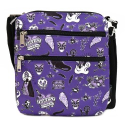 Disney by Loungefly portefeuille de voyage Villain Icons AOP