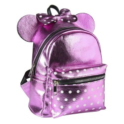 Disney sac à dos Casual Fashion Minnie Mouse Pink Bow 22 x 23 x 11 cm