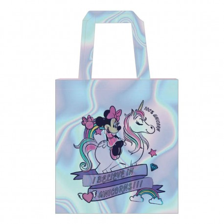 Disney sac shopping Minnie Mouse Believe in Unicorns