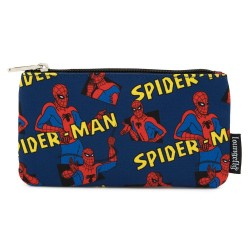 Marvel by Loungefly sac cosmétique Spider-Man AOP