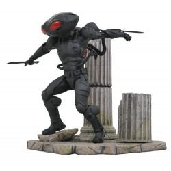 Aquaman DC Movie Gallery statuette PVC Black Manta 23 cm