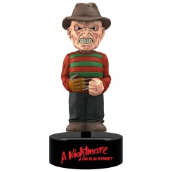 Nightmare On Elm Street Body Knocker Bobble Figure Freddy 15 cm