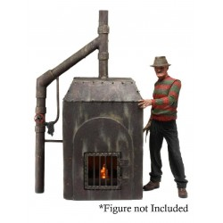 Nightmare on Elm Street diorama Le Four de Freddy 23 cm