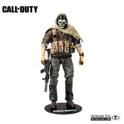 Call of Duty figurine Special Ghost 15 cm