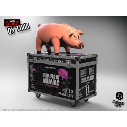 Pink Floyd statuettes Rock Ikonz On Tour The Pig