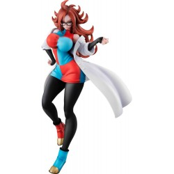 Dragon Ball Gals statuette Android 21 21 cm