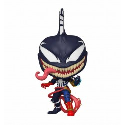 Marvel Venom POP! Marvel Vinyl figurine Captain Marvel 9 cm