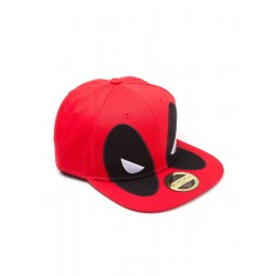 Deadpool casquette hip hop Big Face