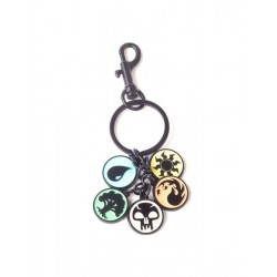 Magic The Gathering porte-clés métal Charms