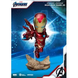 Avengers : Endgame figurine Mini Egg Attack Iron Man MK50 10 cm