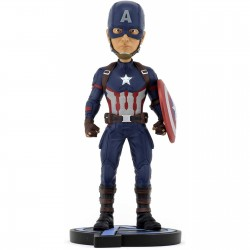 Avengers: Endgame Head Knocker Captain America 20 cm
