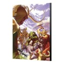 Marvel Avengers Collection tableau en bois All-New, All-Different Avengers 1 - Alex Ross 24 x 36 cm