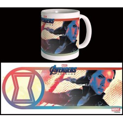 Avengers : Endgame mug Black Widow