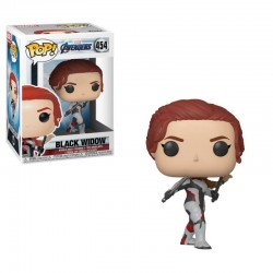 Avengers Endgame POP! Movies Vinyl figurine Black Widow 9 cm