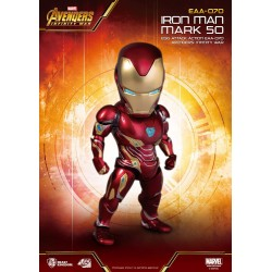 Avengers Infinity War Egg Attack figurine Iron Man Mark 50 16 cm