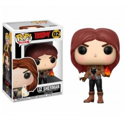 Hellboy POP! Movies Vinyl Figurine Liz Sherman 9 cm