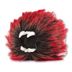 Star Trek Mirror Universe peluche Tribble 9 cm