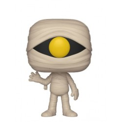 L´étrange Noël de Mr. Jack Figurine POP! Movies Vinyl Mummy Boy 9 cm