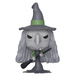 L´étrange Noël de Mr. Jack Figurine POP! Movies Vinyl Witch 9 cm