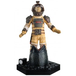 The Alien & Predator Figurine Collection Kane (Alien) 14 cm