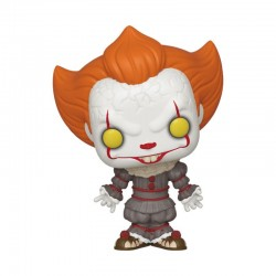 « Il » est revenu 2 POP! Movies Vinyl figurine Pennywise Open Arm 9 cm