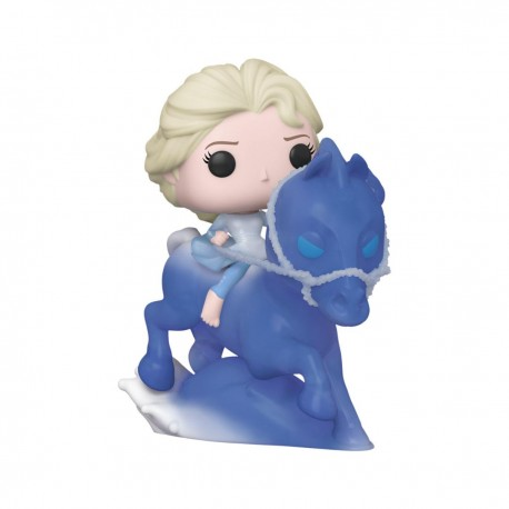 La Reine des neiges 2 POP! Rides Vinyl figurine Elsa Riding Nokk 18 cm