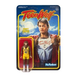 Teen Wolf figurine ReAction Teen Wolf Basketball 10 cm