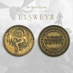 The Elder Scrolls Online pièce de collection Elsweyr