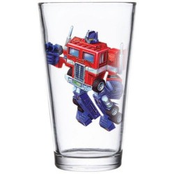 Transformers verre Optimus Prime