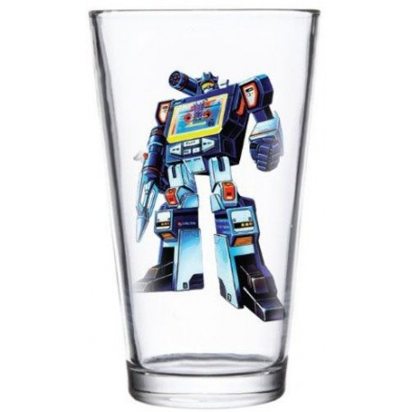 Transformers verre Soundwave