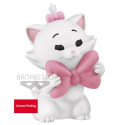 Disney figurine Cutte! Fluffy Puffy Marie 4 cm