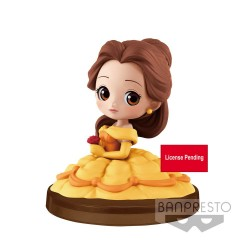 Disney figurine Q Posket Mini figurine Belle 4 cm