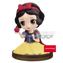 Disney figurine Q Posket Mini figurine Snow White 4 cm