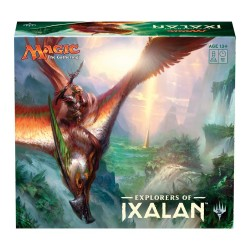 Magic the Gathering Explorers of Ixalan *ANGLAIS*