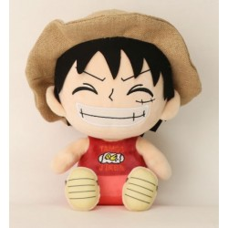 One Piece peluche Luffy 25 cm