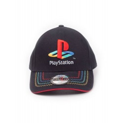 PlayStation casquette Baseball Retro Logo