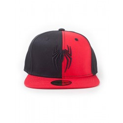 Spider-Man casquette Snapback Emboidery Logo