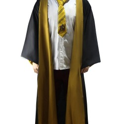 Harry Potter robe de sorcier Hufflepuff
