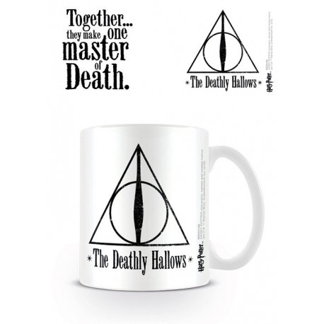 Harry Potter mug Master Of Death