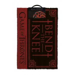 Game of Thrones paillasson Bend the Knee 40 x 57 cm