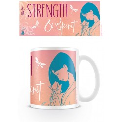 Mulan mug Strength & Spirit