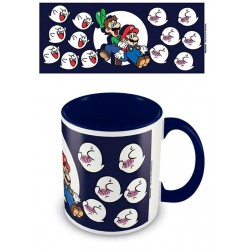 Super Mario World mug Coloured Inner Boos
