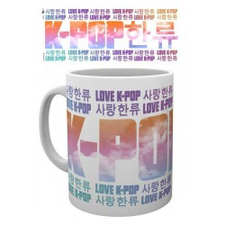 K-Pop mug Clouds