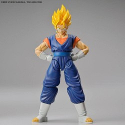 Dragonball Z figurine Plastic Model Kit Figure-rise Super Saiyan Vegetto 15 cm